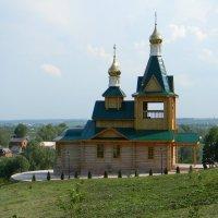 Церковь Николая Чудотворца у Дальней пустыни. :: Алексей