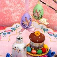 С праздником светлой Пасхи! :: Ольга Бекетова