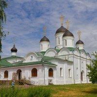 Спасо-Преображенский монастырь :: Дмитрий Сиялов
