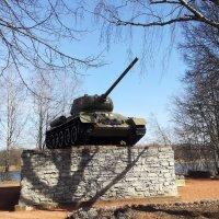 Т-34 :: veera (veerra)