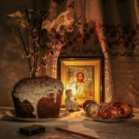 Христос Воскресе!!! :: Svetlana Sneg