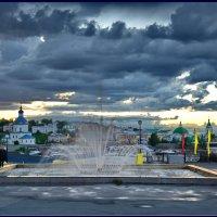 Вечер !,лето !, дождь ! :: Юрий Ефимов