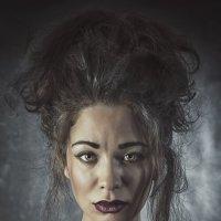 "портрет в стиле "" гранж"" :: Leyla Rustamova"