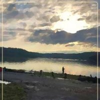 рыбалка на восходе :: maxim