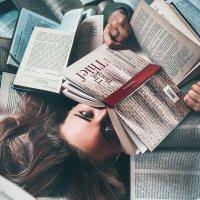 The Book Thief :: Рустам Ахтямов