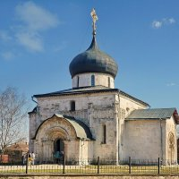 Георгиевский собор (Юрьев-Польский) :: Юрий Шувалов