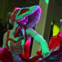 Танцовщица :: Марина Кушнарева