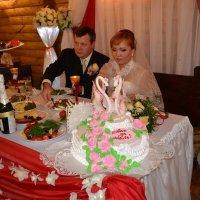 Свадебный пир... :: Андрей Хлопонин