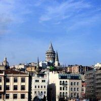 Башня Галата. Стамбул. :: веселов михаил