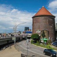 Гамбург. Старый порт. :: Надежда