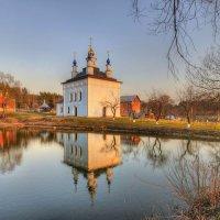 Свято-Введенский Макарьевский Жабынский мужской монастырь :: Константин