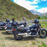 Железные кони в горах Кавказа :: Dimos Izgor