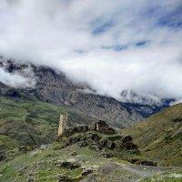 Башня Курта и Тага :: Dimos Izgor