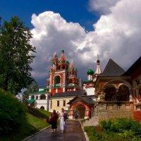 Монастырь Сказка. :: Vera Ostroumova