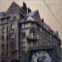 My magic Petersburg_03622_Греческий проспект :: Станислав Лебединский
