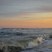 Вечерние волны. :: Андрий Майковский