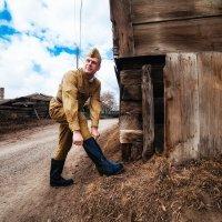 Образ солдата ВОВ :: Павел Крутенко