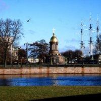 Троицкая церковь-часовня. :: веселов михаил