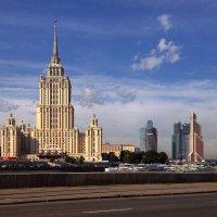 Столица. :: Алексей Пышненко