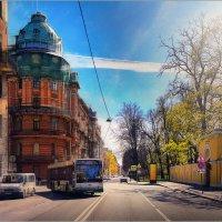 My magic Petersburg_03629_Таврическая улица :: Станислав Лебединский
