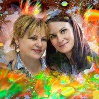 МАМА и дочь :: Геннадий