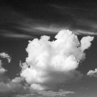 Облако над городом :: Владимир Тро