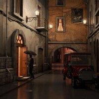 Открытая дверь 1933 :: МихТ