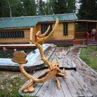 Хакуское чудовище :: Александр Баринов