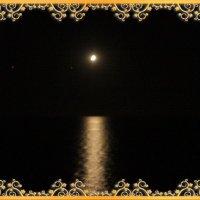 Луна над морем :: Валерий