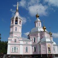 Новосафоновская церковь :: Егор
