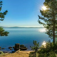 Солнечные брызги :: Vladimbormotov