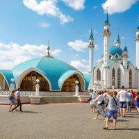 Мечеть Кул-Шариф. :: Александр Леонов