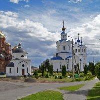 Свято - успенский мужской монастырь :: Елена Кирьянова