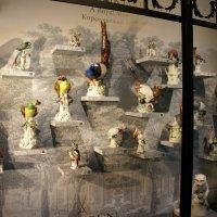 A Royal Menagerie. Meissen Porcelain Animals (Королевский зверинец: животные из мейсенского фарфора) :: Елена Павлова (Смолова)