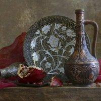 Восточный стиль :: Татьяна Панчешная