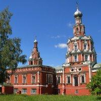 Смоленская церковь в Сафарино (Софрино) :: Ольга Довженко