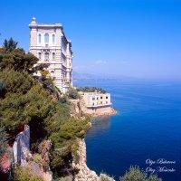 Океанографический музей в Монако :: Ольга Бекетова
