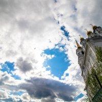 Храм в небо :: Павел Байдин
