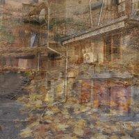 Осенний переулок ... :: Лариса Корж