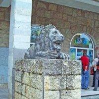 У входа в зоопарк :: alemigun