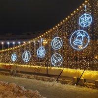 Новый Год N2. Казань :: Геннадий Барсуков