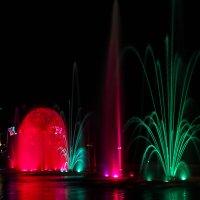 Цветные фонтаны :: Irene Irene