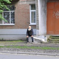 Прогулка :: Ирина Мосина