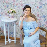 Съемка будущих мам :: Владимир Давиденко