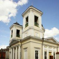 Католический собор Петра и Павла (или Петропавловский собор) в Таллине :: Елена Павлова (Смолова)