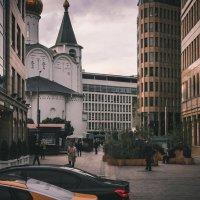 вид из окна трамвая :: Ильдус Шаруков