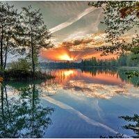 солнце встает :: Александр Евдокимчик