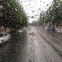 Дождливый Пятигорск :: Валерий
