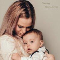 Студийная семейная съёмка :: Ирина Клаптенко