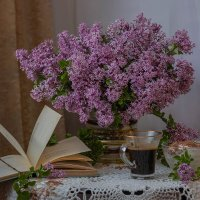 Вдыхая аромат... :: Елена Ахромеева
